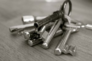 仮想通貨の鍵